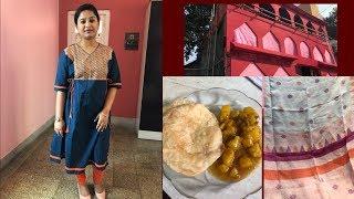Durga Puja Shopping Started | Puja Shopping in Kolkata | Gariahat Shopping