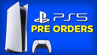 Playstation 5 Pre Order Update... New Leak Suggests Pre-order Date