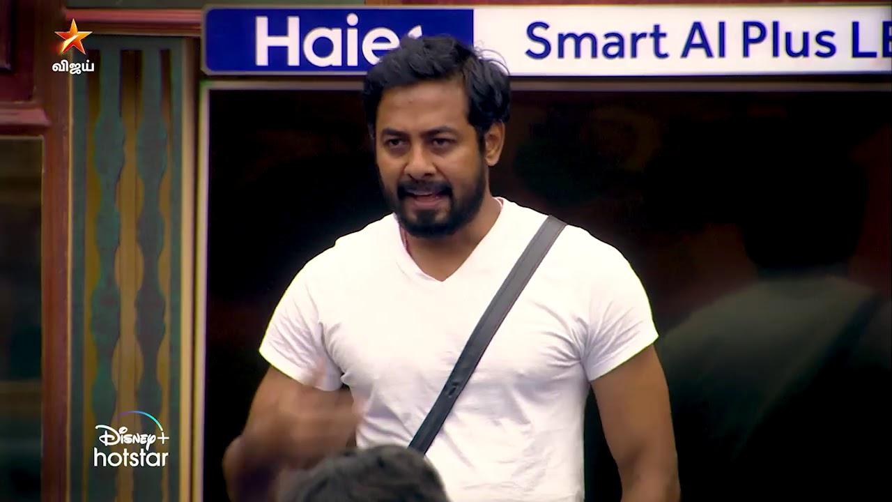 Download Bigg Boss Tamil Season 4  | 1st January 2021 - Promo 1