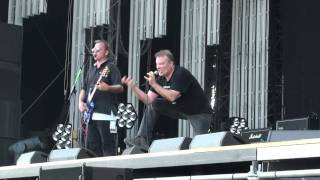 Jello Biafra and the G. S. Of M. - Let's Lynch the Landlord, FM4 Frequency 2009, St. Pölten