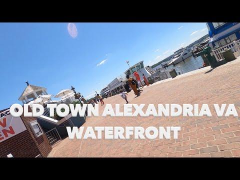 Old Town Alexandria, Virginia: Waterfront
