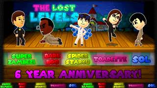 The Lost Levels Podcast - 6 Year Anniversary (Nintendo Switch & more!) (Episode 251)
