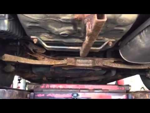 Hyundai Rear Subframe Error Youtube