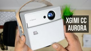 Awesome XGIMI Projector - The CC Aurora Definitive Review