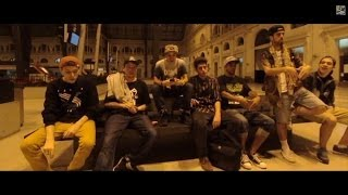 ILL BAMBINOS & J.CALABRIA - DOPEBOYS feat CH PINEWOOD [VIDEOCLIP OFICIAL 2013 | ALL DAY EP]