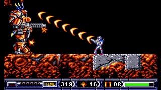 Turrican II: The Final Fight Longplay (Amiga) [QHD]
