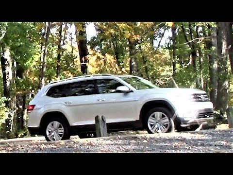 VW Atlas Road Test & Review by Drivin' Ivan