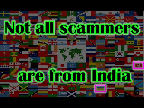 Not All Tech Scammers Are In India!