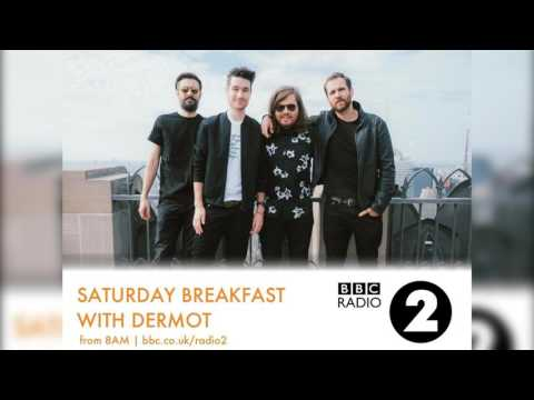 Bastille - BBC Radio 2 Saturday Breakfast with Dermot (18/03/2017)