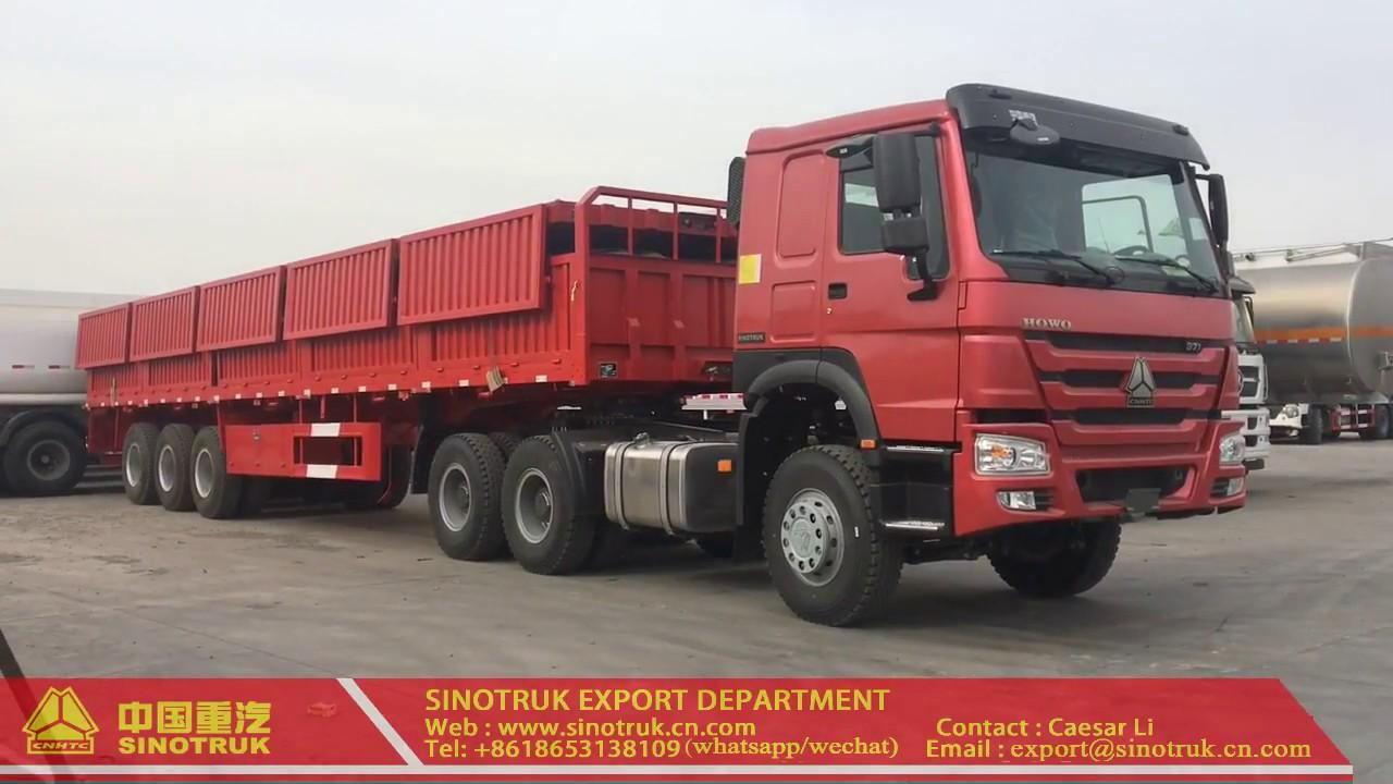 f2b839d6a5 Sinotruk howo tractor 6x4