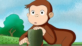 Curious George 🐵 Best Fail Moments Of Curious George 🐵 Compilation 🐵 Cartoons For Children