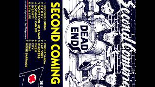 DEAD ENDS Second Coming 1986 Full Album Twisted Red Cross Pinoy Punk Rock Hobbyph.com