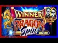 DRAGON SPIN SLOT★BONUSES★$$$★MAKING A VEGAS INTRO INCLUDING BLOOPERS!