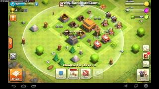 """Clash of clans Osa 3 """"Clan Castle"""""""