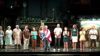 """Ultima función de In the Heights en Puerto Rico/ """"In the Heights"""" last performance in Puerto Rico"""