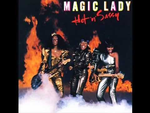 Magic Lady - Sexy Body -1982 Funk