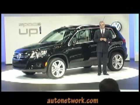 VW Space Up Blue, 2008 Los Angeles Auto Show.
