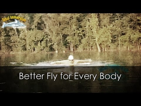 "Total Immersion ""Betterfly"" butterfly stroke for Everybody"