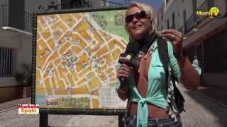 Marbella Spain, Casco Antiguo - Miami TV  - Jenny Scordamaglia