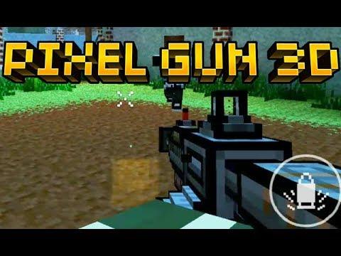 Pixel Gun 3D – Defeat Monsters (Co-op Survival)