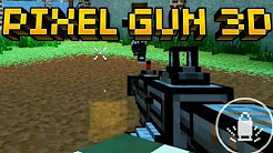 Pixel Gun 3D – Defeat Monsters (Co-op Survival)