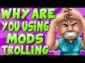 Accusing Someone of Modding   Trolling   Clan Tag MOD (CALL OF DUTY GHOSTS RAGE)