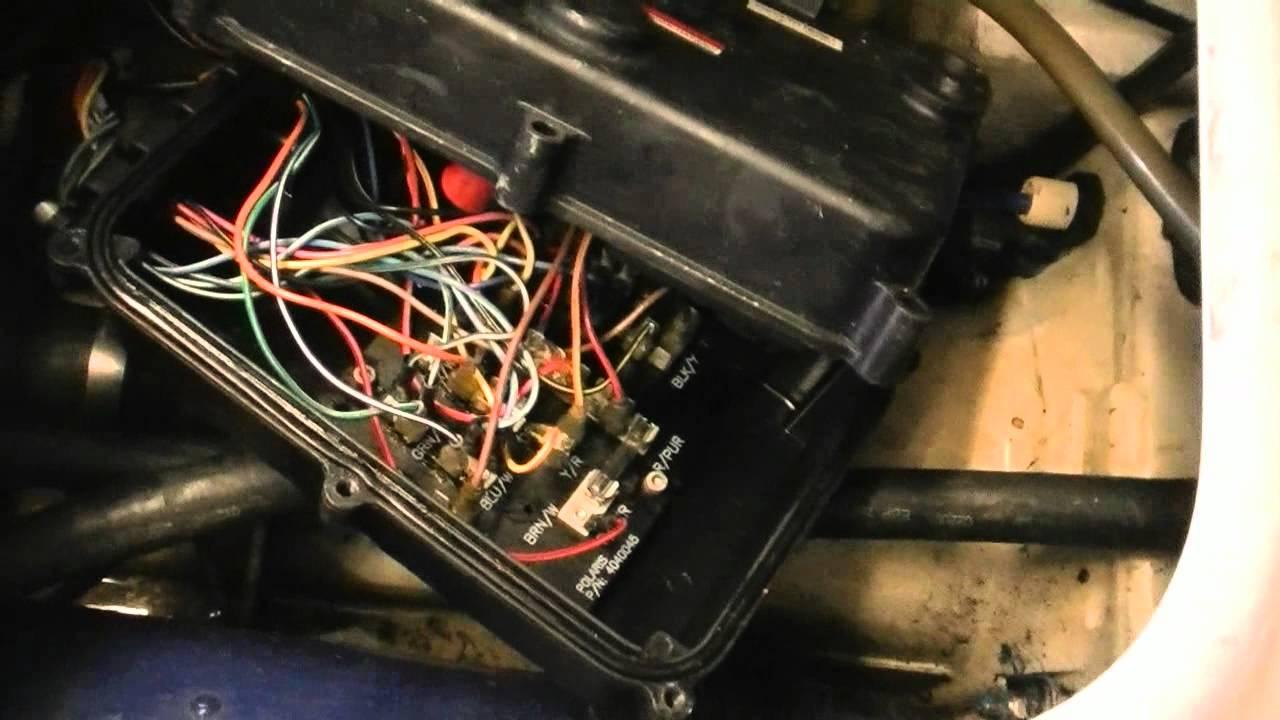 1996 Polaris Sportsman 500 Stator Wiring Diagram Polaris Multi Fuction Display Mfd Repair Youtube