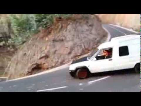 Drift Renault Express