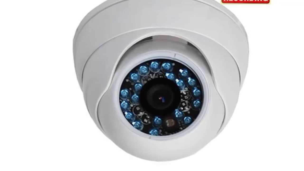 VideoSecu 600TVL Outdoor Day Night - YouTube