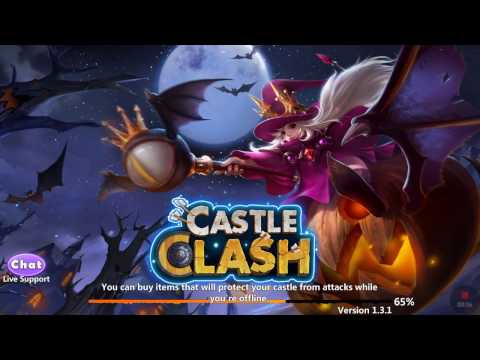 Castle Clash Epic F2P 189k Might Episode #1 The Beginning