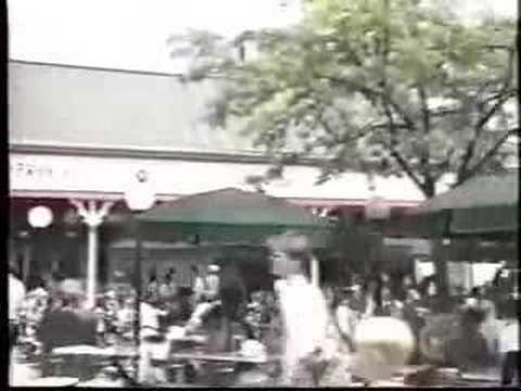 Vintage Six Flags Great America Footage