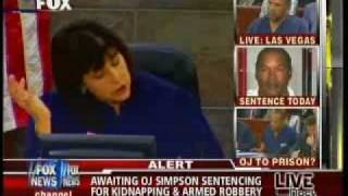 Judge to OJ: You are ignorant & arrogant. What you did was much more than stupidity. (Part 1)