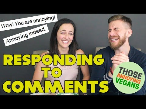Responding to Comments | Mukbang