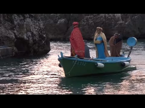 The live nativity of Puglia - Tour Press