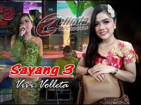 Sayang 3 Cover Vivi Volleta ZELINDA MUSIC