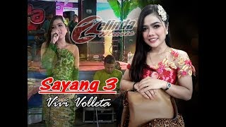 Sayang 3 Cover Vivi Volleta ZELINDA MUSIC
