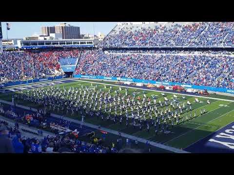 2017 University of Kentucky Wildcat Marching Band