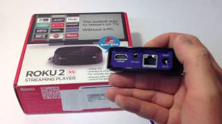 ROKU 2 XS PRODUCT REVIEW VIDEO STREAMING PLAYER