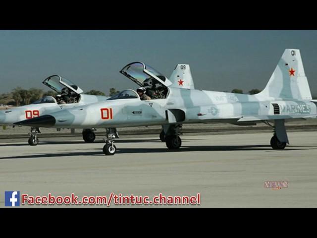 Tiêm kích F-5E  tái xuất từ kho lưu trữ của Quân đội Việt Nam
