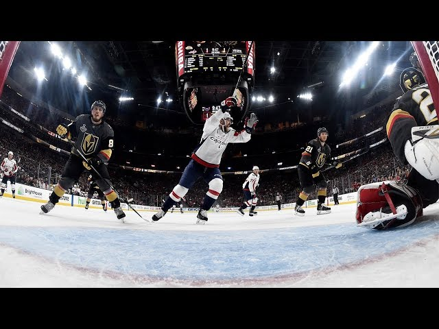 Watch every Capitals playoff goal on their journey to become the 2018 Stanley Cup champions