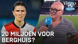 René van der Gijp adviseert PSV over transfer Berghuis: 'Lekker verder kijken'