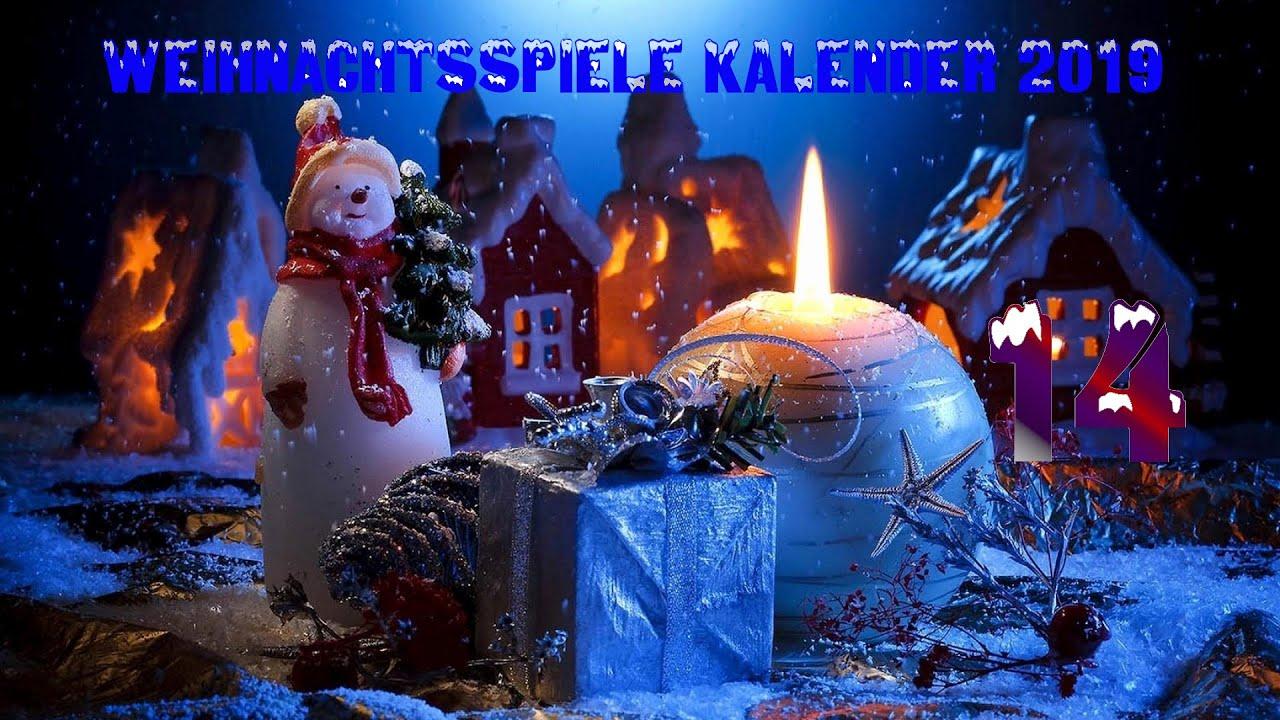 Weihnachts Spiele
