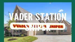 Vader station sniper  pop home