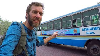How is Bus Travel in INDIA? The Journey to Rishikesh