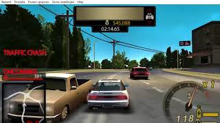 Need For Speed Undercover PSP - Part 9 - Pursuit #2 - South Side (Cost to State)