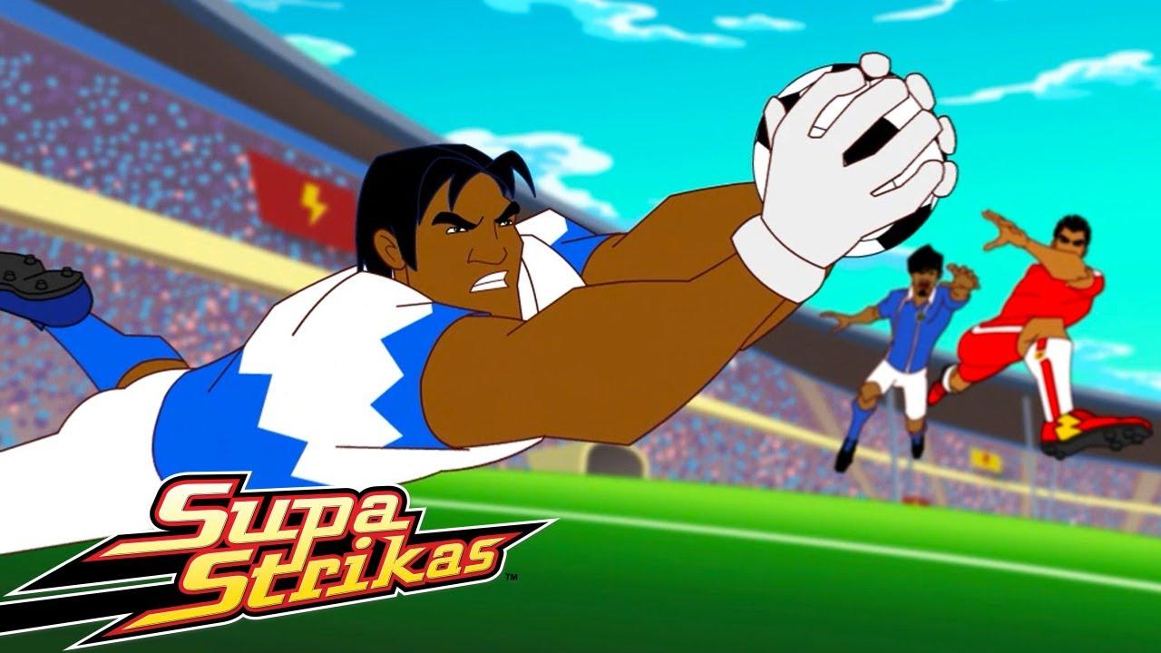 Compilación T1 | Ráfagas del pasado | Super Strikas | Súper Fútbol Dibujos Animados