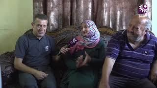 لقاء مع الطالبة هديل عمر حمدان  99.4 الفرع العلمي الثاني على طولكرم مكرر