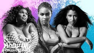 LIZZO - Truth Hurts / Side To Side ft. BEYONCÉ, ARIANA GRANDE, NICKI MINAJ (Mashup)