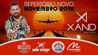 Baixar XAND AVIÃO - NOVEMBRO 2019 - @JOAOEDSONCDS