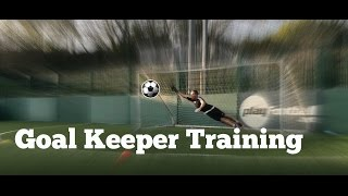 Goal Keeper Training Drills Football/Soccer Unedited